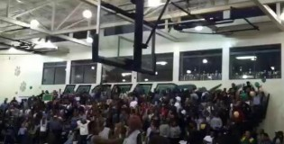 Crazy MIRACLE GAME WINNING Buzzer Beater! Bullard over Long Beach Poly