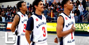 2012 Ballislife All American Game Feat. TOP Players In Nation! Gabe York, Katin Reinhardt &#038; Many More!