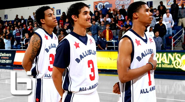 2012 Ballislife All American Game Feat. TOP Players In Nation! Gabe York, Katin Reinhardt & Many More!