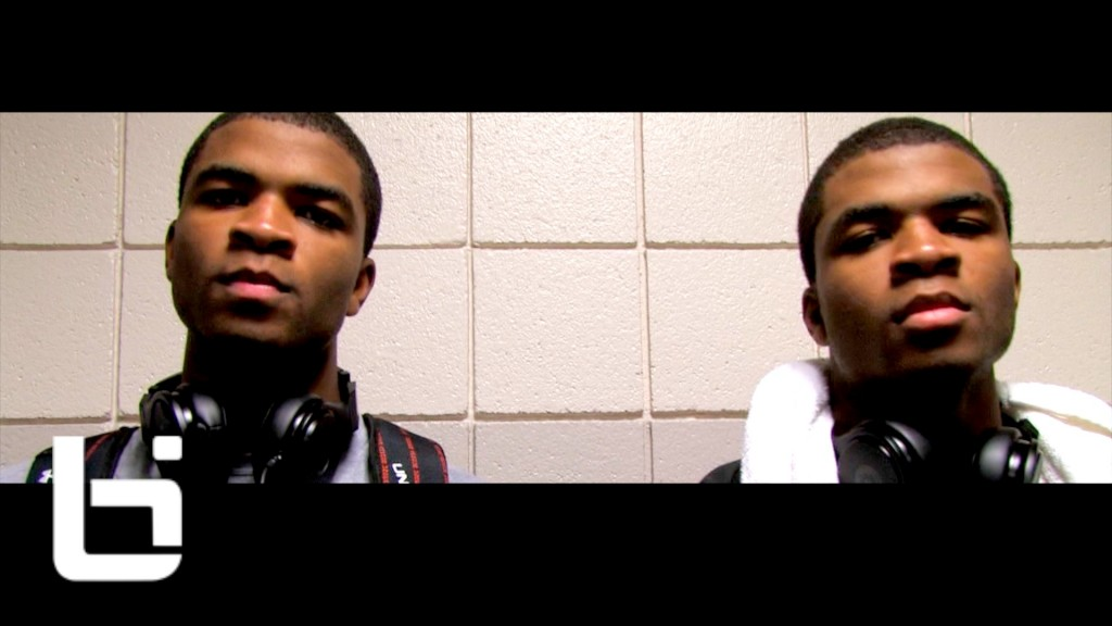 Harrison Twins Ballislife Mix | High School Basketball's Best Duo?