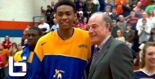 Jabari Parker wins tournament MVP leading Simeon to Pontiac title