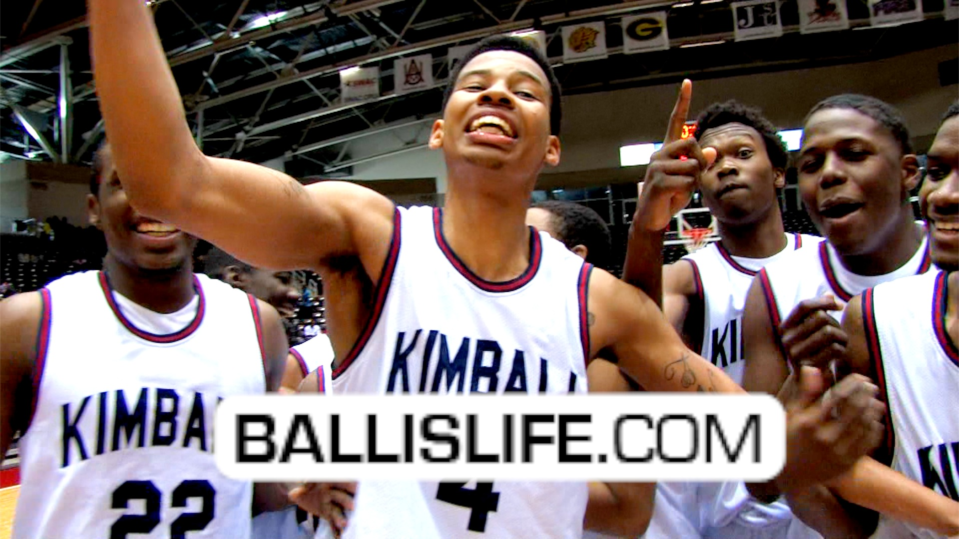 Ballislife | Keith Frazier vs SOC
