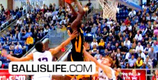 6'7″ Mickey Mitchell & 6'9″ Julius Randle-NASTY DUNKS In The State Championship Game!
