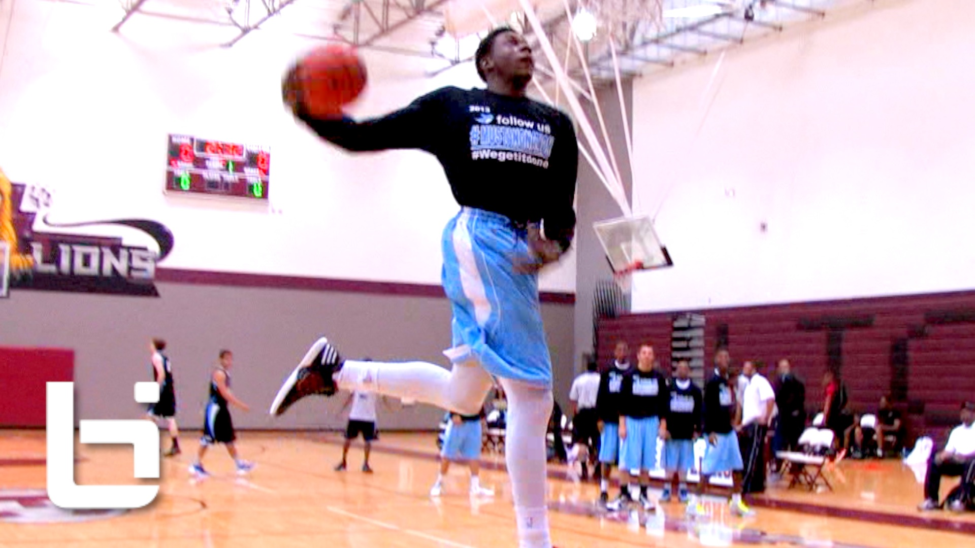 Ballislife | Soma Edo at Test The Waters AAU Event