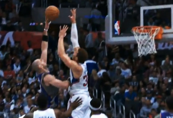 Block of the Night: Blake Griffin blocks Gortat | Need more blocks!