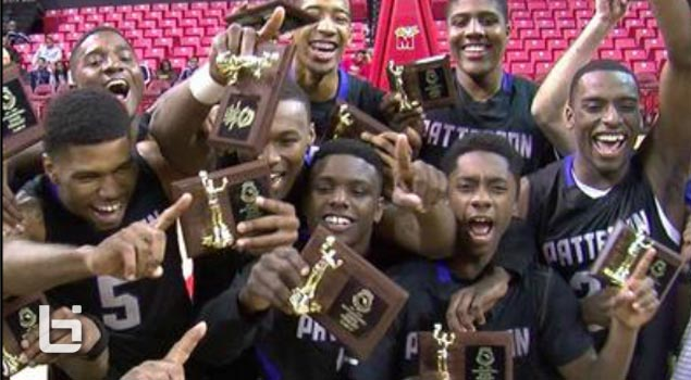 Aquille Carr Leads Patterson To First State Title; Scores 28 In Championship Game!!