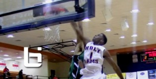 Josh Newkirk Junior Season Mix: Top PG in NC Leads Word of God in 2011-2012