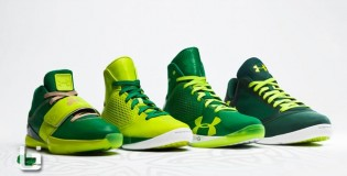 Under Armour Basketball St. Patrick's Day SMU's!!