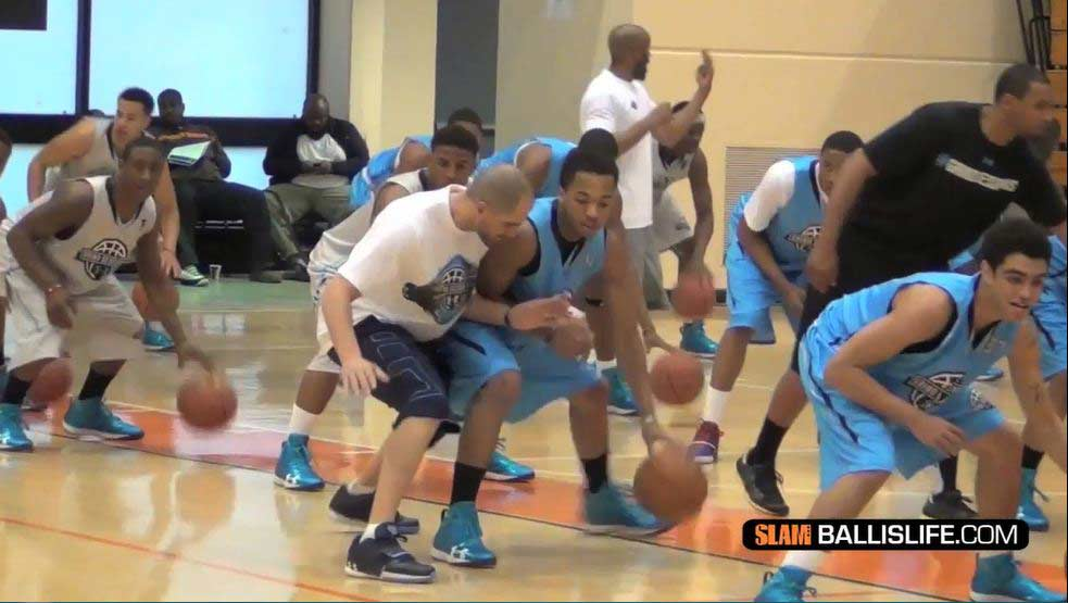 Under Armour Grind Session Washington D.C. W/ Aquille Carr, Jay Hernandez & More!