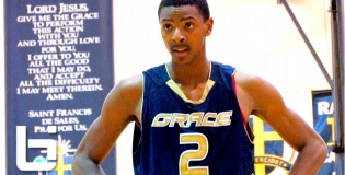 6'7″ Jordan Mickey- Ballislife Official Mix – Best Athlete In Class of 2013?