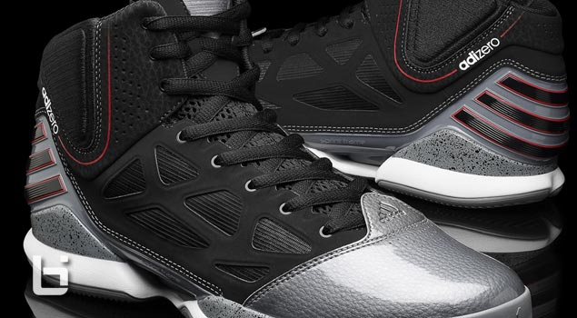 New adizero Rose 2.5 'Playoff' Edition