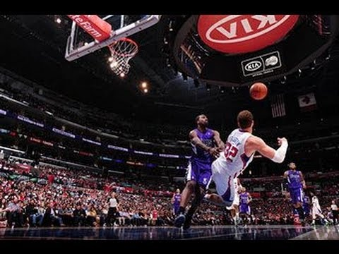 Smart Play of the Day: Blake Griffin amazing shot vs the Kings | Cheapshot Cousins