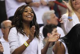 Gabrielle Union talks about DWade banning her from sitting courtside