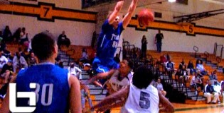 DOD: Freshmen Mickey Mitchell Straight DUNKS ON A DEFENDER!!