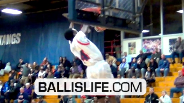 Ballislife | Tony Hicks Player Of the Year