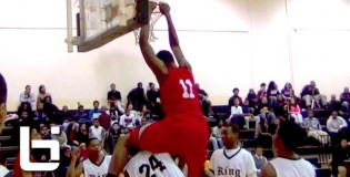 6&#8217;9 Cliff Alexander Official Sophomore Season Mix: Top 10 in 2014 (Chicago Curie HS)