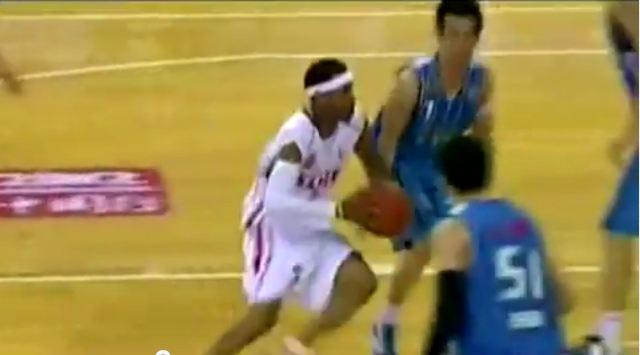 Allen Iverson 27 Points Vs Stephan Marbury In Beijing, China!