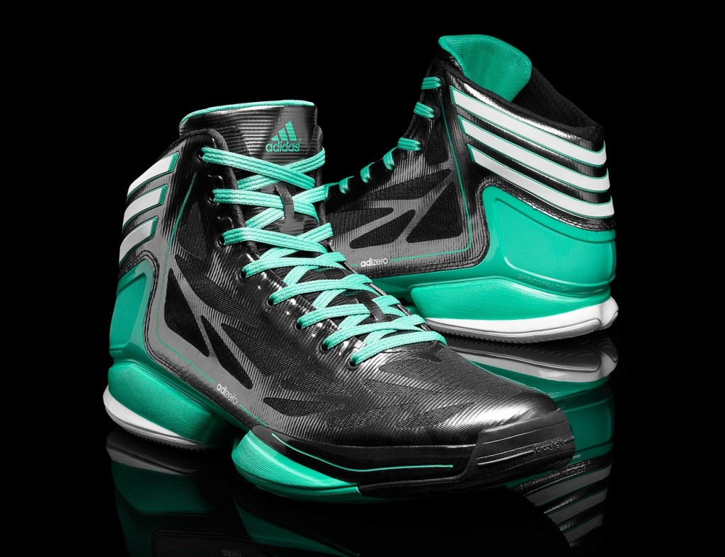 buy online c37c5 d6b75 Adidas adiZero Crazy Light 2  Lighter, Stronger   New Colorway + Interview  W