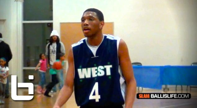 6'2 Eron Gordon (Eric's brother) goes off in 8th Grade All-Star game; Top 8th grader in Midwest?