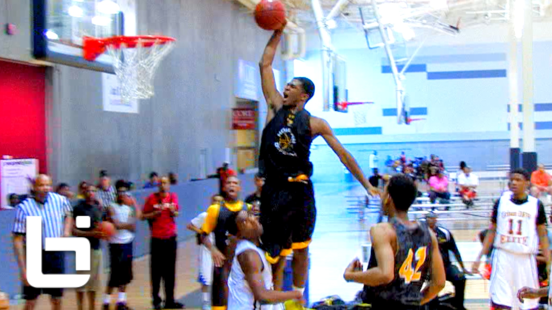 Ballisliffe | Harrison Twins at AAU Basketball