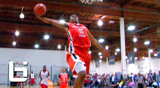 Jabari Parker Goes To Work In Dallas & Oakland EYBL Events; #1 Player In The Nation!