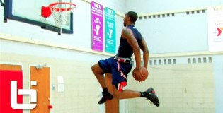 DOD: Tony Mitchell & Jerran Young, Reverse Eastbay And Sick Behind The BACK OOP!!