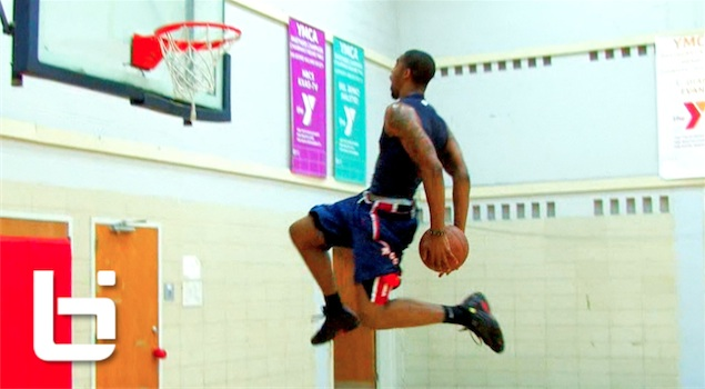 Ballislife | Jerran Young & Tony Mitchell Dunks