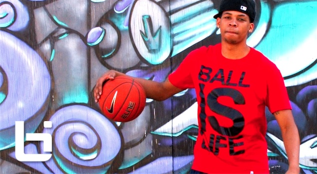 Ballislife | Keith Frazier Junior Year