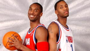 T-Mac working out with Kobe & considering NBA comeback?!