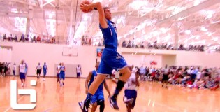 6'7″ Freshmen Mickey Mitchell (Texas Titans)- Is Straight Dominating The Circuit – Best Player In The Class of 2015?