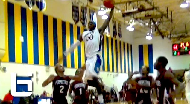 Deadly lefty shooter with RISE: 6'3 Kendrick Nunn season mix (Simeon, Chicago 2013)