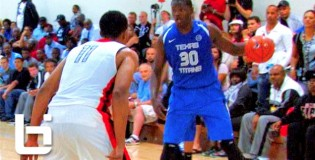Battle For The #1 Spot – Julius Randle (Texas Titans) vs Jabari Parker (MAC Irvin Fire) – The Mixtape!