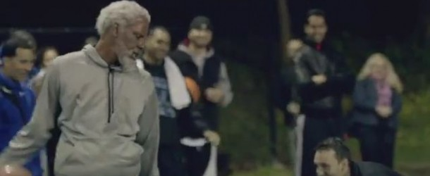 "Kyrie Irving Dresses Up As Old Man & Plays Pick Up Basketball At The Park! ""Uncle Drew"""