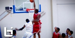 Andrew Wiggins Continues To Dominate In Oakland Leads CIA Bounce To #1 Record!