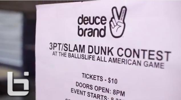 Deuce Brand x Ball is Life Dunk Contest 2012