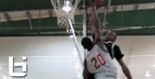 DOD: 6'7″ Sophomore Gary Clark EMBARRASSES Defender with the JAM! (Hoop Group Southern Jam Fest)