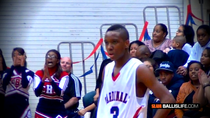 Ballislife | Hyron Edwards 2015 PG