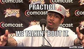 "Allen Iverson's Full ""Practice"" Press Conference"