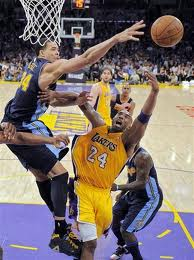 "Kobe Bryant ""Jordanesque"" Layup in GM5 