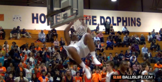 Future Pro: #1 Sophomore 6'11 Jahlil Okafor dominates in his season mixtape (Chicago Whitney Young HS)