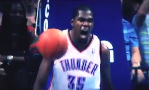 "Amazing Kevin Durant 2011-2012 Season Mix ""Win From Within!"""