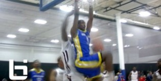 6&#8217;6&#8243; Troy WIlliams Shows Off Athleticism at 1st Two Stops of NIKE EYBL (Top 25 Recruit to Pick UNC or UK)