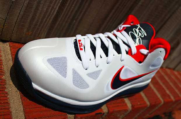 a96c08a4d85 Nike Set To Release LeBron 9 Low s USA colorway - Ballislife.com