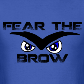 "Anthony Davis Trademarks ""Fear the Brow"" 