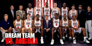 Dream Team vs Angola FULL GAME!