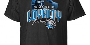 "NBA.com Selling Dwight Howard ""Loyalty"" T-Shirts.. No Forreal!"