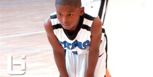 4TH GRADE BASKETBALL PHENOM &#8211; Mike Miles &#8211; The Point-Guard Prodigy!