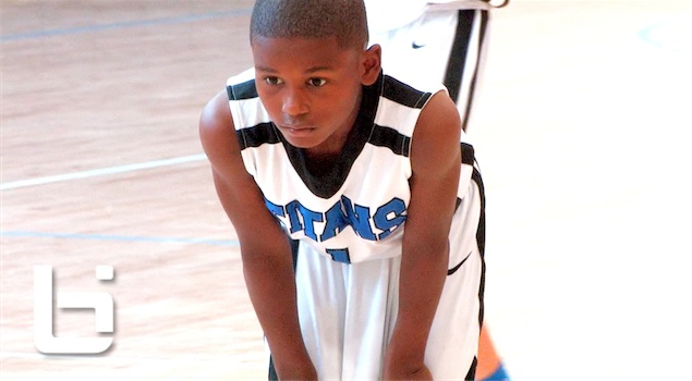 Ballislife | 4th Grade Basketball Phenom Mike Miles