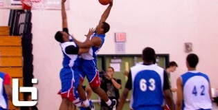 6&#8217;5&#8243; Wayne Selden SUPER ATHLETIC Guard Shows OUT At Pangos All American Camp!