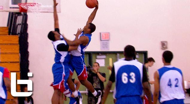 6'5″ Wayne Selden SUPER ATHLETIC Guard Shows OUT At Pangos All American Camp!